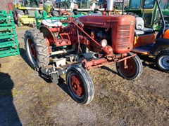 Tractor For Sale 1948 IH FARMALL SUPER A