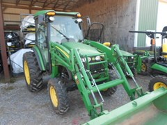 Tractor - Compact Utility For Sale 2010 John Deere 4320 , 41 HP