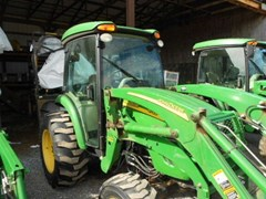 Tractor - Compact Utility For Sale 2010 John Deere 4720 , 50 HP