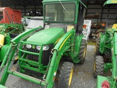 Tractor - Compact Utility For Sale 2008 John Deere 3320 , 25 HP