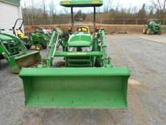 Tractor - Compact Utility For Sale 2018 John Deere 3039R , 31 HP
