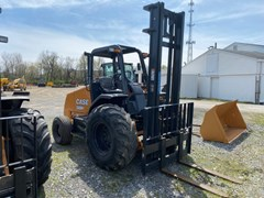 Lift Truck/Fork Lift-Electric For Sale Case 588H