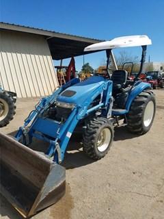 Tractor For Sale New Holland TC35DA
