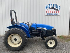 Tractor For Sale 2006 New Holland TT60A , 56 HP