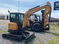 Excavator-Mini For Sale Case CX37C , 24 HP