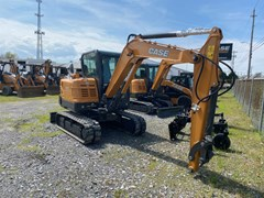 Excavator-Mini For Sale Case CX57C , 65 HP