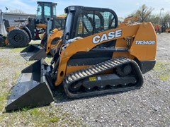 Skid Steer-Track For Sale Case TR304B , 84 HP