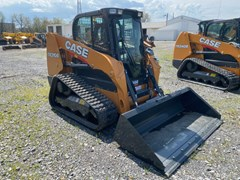 Skid Steer-Track For Sale Case  , 68 HP