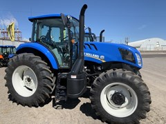 Tractor For Sale 2021 New Holland TS6.140 , 140 HP