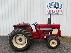 Tractor For Sale 1984 International 484 , 50 HP