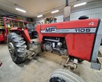 Tractor - Row Crop For Sale: 1973 Massey Ferguson 1105, 110 HP