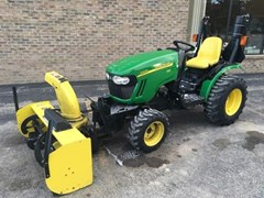 Tractor For Sale 2008 John Deere 2320 , 24 HP