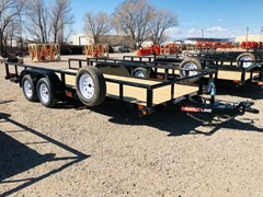 Utility Trailer For Sale 2021 Orange Line TU70-18