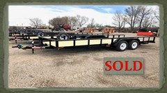 Utility Trailer For Sale 2021 Orange Line TU70-20