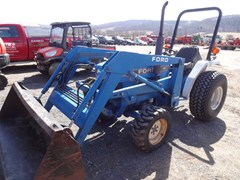 Tractor - Compact Utility For Sale 1995 Ford 1620 HST , 27 HP