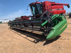 Header-Draper/Rigid For Sale 2007 John Deere 936D