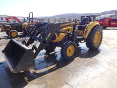 Tractor - Compact Utility For Sale 2011 Cub Cadet Yanmar LX490 , 48 HP