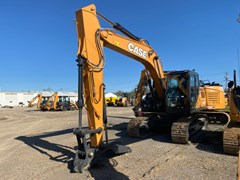 Excavator-Track For Sale 2021 Case CX160D , 112 HP