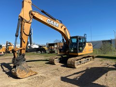 Excavator-Track For Sale 2018 Case CX210D , 160 HP