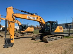 Excavator-Track For Sale 2021 Case CX210D , 160 HP