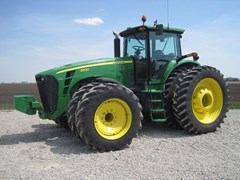 Tractor - Row Crop For Sale 2007 John Deere 8530 , 330 HP
