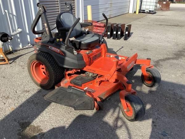 Kubota Z421KWT-60 Riding Mower For Sale