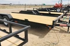 Utility Trailer For Sale 2022 Orange Line TH70-18