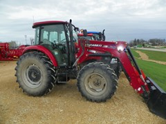 Tractor For Sale 2013 Case IH 105C , 105 HP