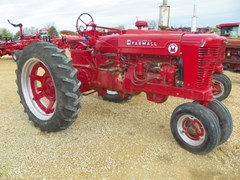 Tractor For Sale International Super M