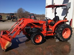 Tractor For Sale 2006 Kubota L3130DTF , 31 HP