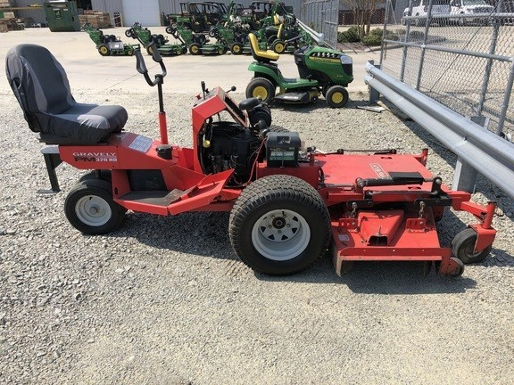 2005 Gravely PM 320HD-27 Commercial Front Mowers For Sale