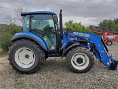 Tractor For Sale 2017 New Holland T4.75 , 74 HP