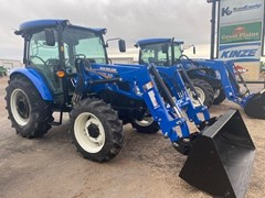 Tractor For Sale 2020 New Holland WORKMASTER 75 , 75 HP