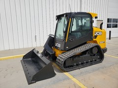 Skid Steer For Sale 2021 JCB 300T , 74 HP