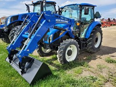 Tractor For Sale 2020 New Holland Powerstar 75 , 74 HP