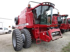 Combine For Sale 2004 Case IH 2388 , 280 HP