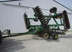Disk Harrow For Sale 2007 John Deere 637