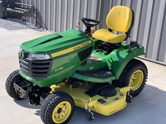 Riding Mower For Sale 2020 John Deere X738 , 25 HP