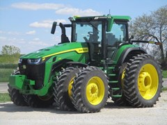 Tractor - Row Crop For Sale 2020 John Deere 8R 370 , 370 HP