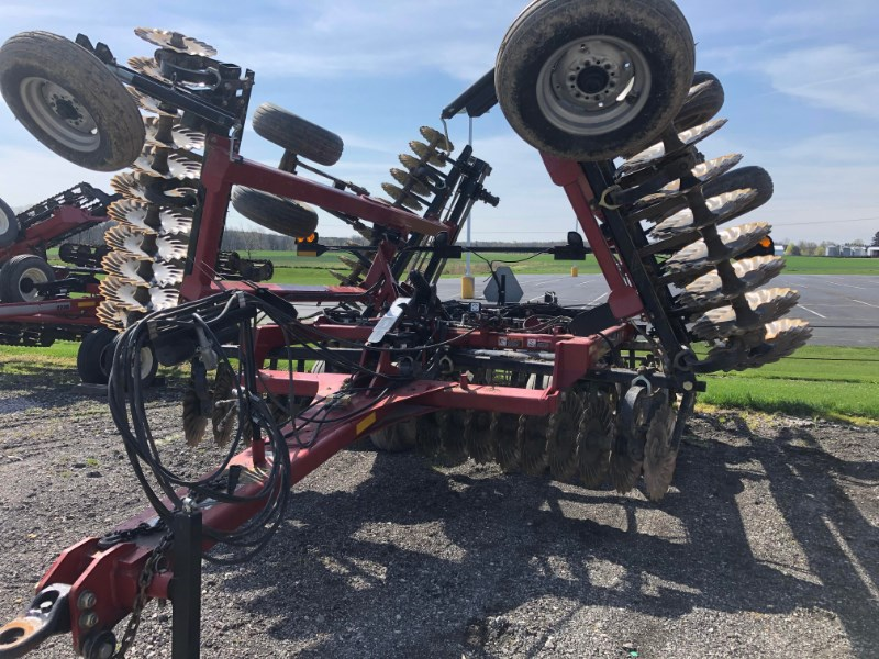 Case IH 330 Turbo Vertical Tillage For Sale