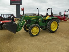 Tractor For Sale 2012 John Deere 5065E , 65 HP