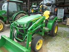 Tractor - Compact Utility For Sale 2018 John Deere 2038R , 30 HP