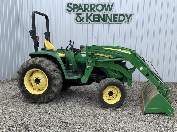 2006 John Deere 4120 Tractor - Compact Utility For Sale
