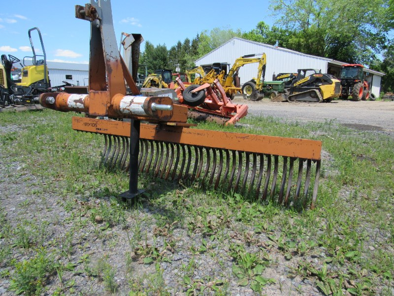 Woods LR72-2 Misc. Grounds Care For Sale