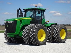 Tractor - 4WD For Sale 2013 John Deere 9410R , 410 HP