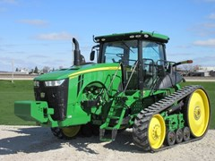 Tractor - Track For Sale 2017 John Deere 8345RT , 345 HP