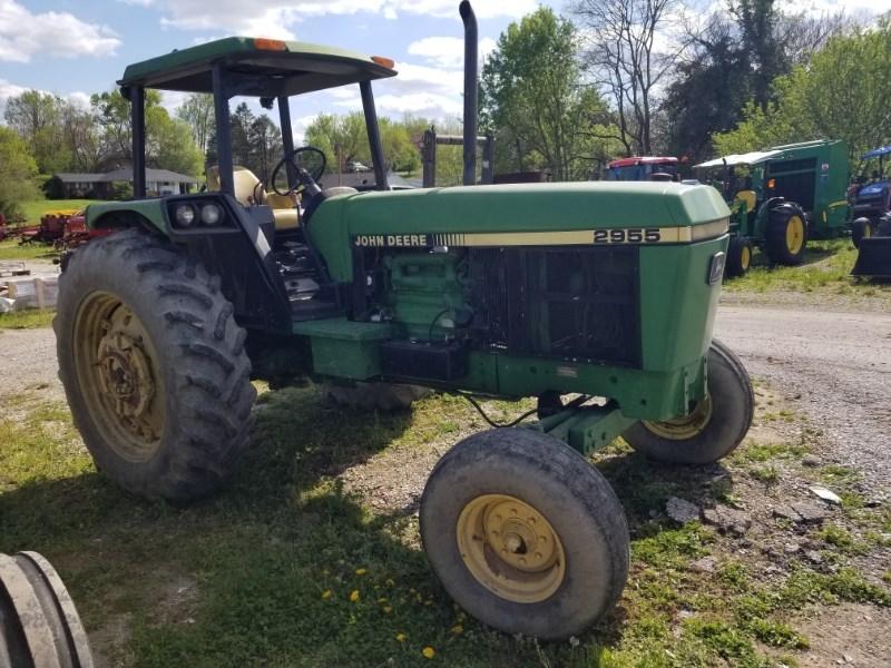1989 John Deere 2955 Tractor For Sale