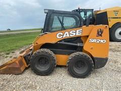 Skid Steer For Sale 2017 Case SR210