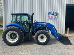Tractor For Sale 2020 New Holland T5.110 , 107 HP