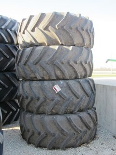 Wheels and Tires For Sale Mitas 710/70R38